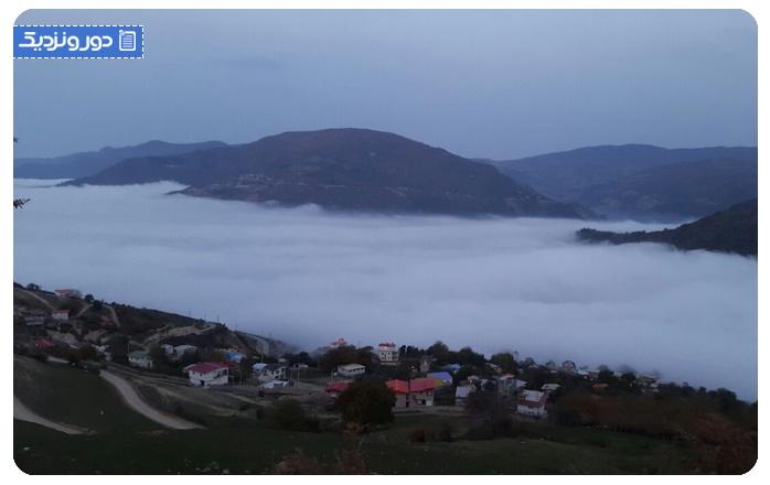 روستای فیلبند –مازندران