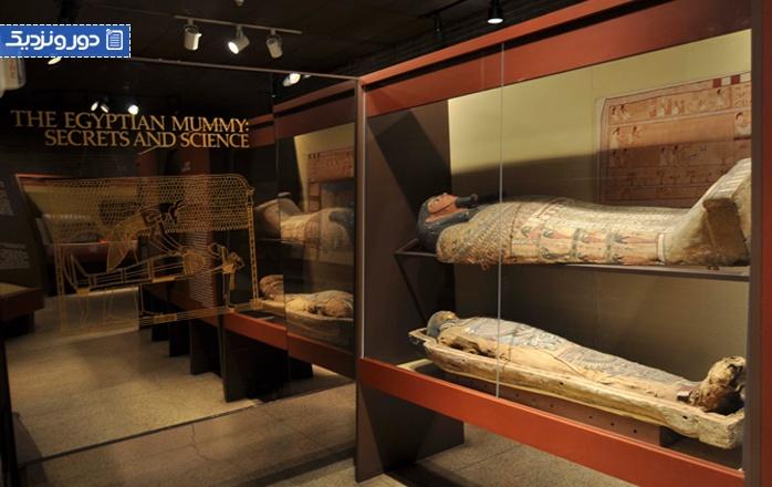 آشنایی با قدیمیترین موزههای دنیا