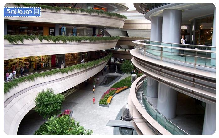 مرکز خرید کانیون Kanyon