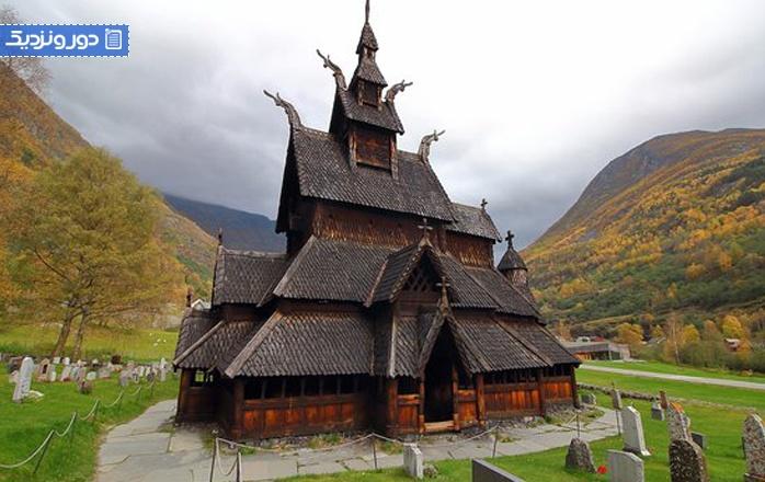 معروفترین کلیساهای دنیا را میشناسید؟