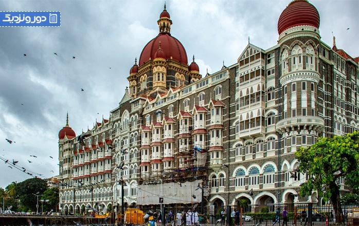 با بهترین هتلهای هندی آشنا شوید