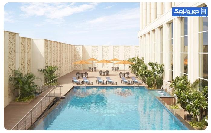هتل تاجسانتاکروز Taj Santacruz, Mumbai