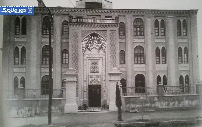 هتل های قدیمی ایران