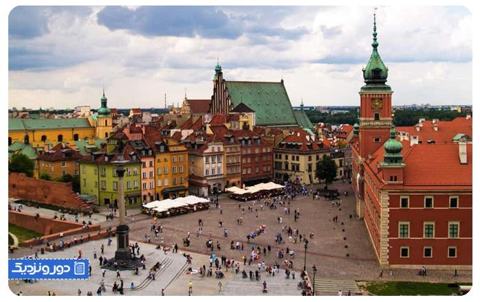 ورشو-لهستان Warsaw