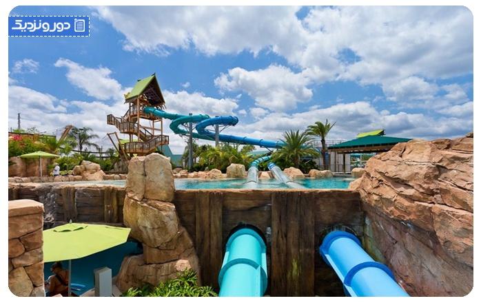 پارک آکاتیکا- اورلاندو، فلوریدا Aquatica