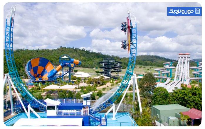 پارک وِت اند وایند- اورلاندو، فلوریدا Wet 'n Wild
