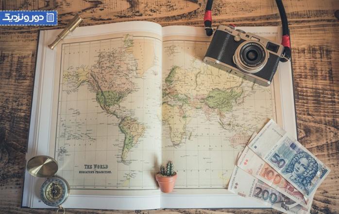 بهترین راه پس انداز پول برای سفر
