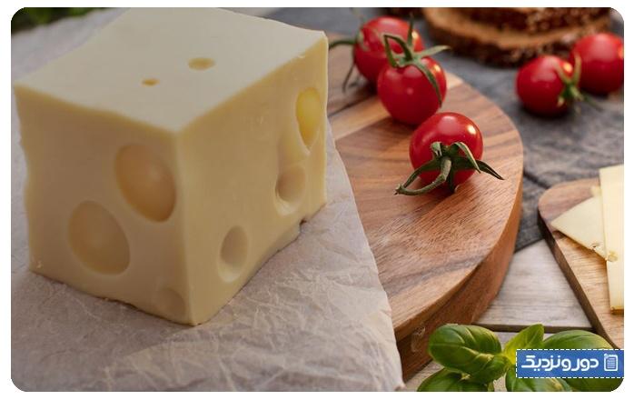 پنیر اِمِنتال Emmental
