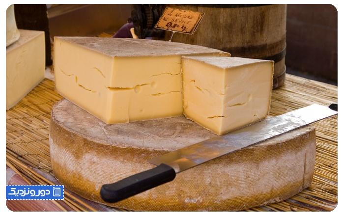 پنیر-گرویِر-Gruyère