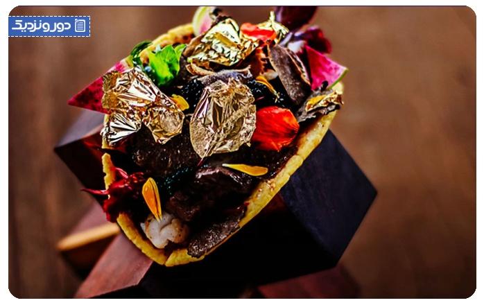 گرانترین تاکوی دنیا Taco
