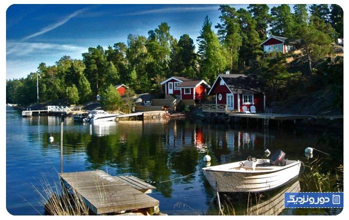 استکهلم آرکیپِلاژو Stockholm Archipelago