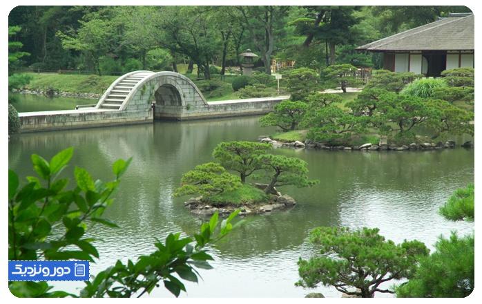باغ-Shukkeien