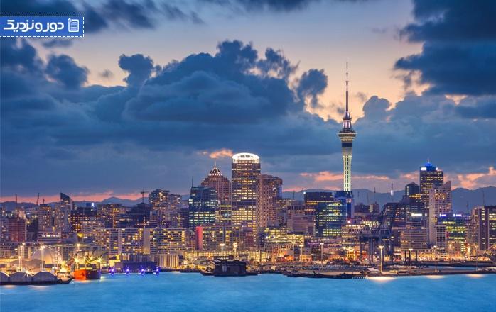 جاذبه های دیدنی نیوزیلند که باید از آن دیدن کرد!