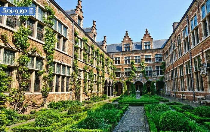 معروفترین نقاط دیدنی کشور زیبای بلژیک