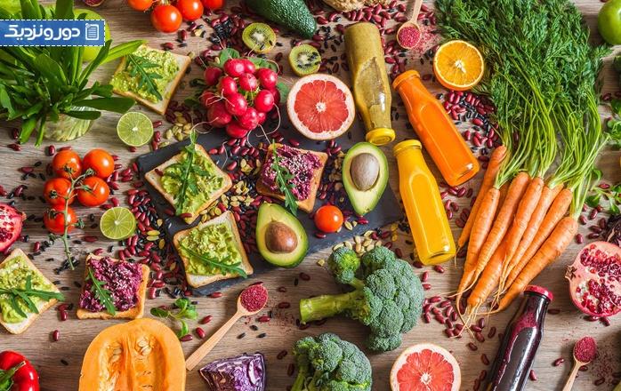رستوران گیاهی ای که باید در امارات امتحان کنید