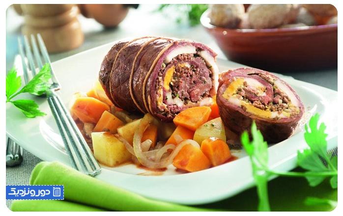 غذای سنتی آلمانی