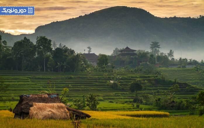 مناطق جذاب جنوب شرقی آسیا