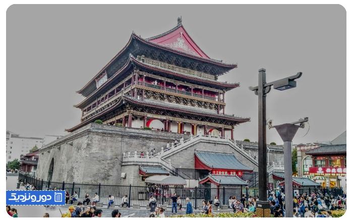 سفر به شیان
