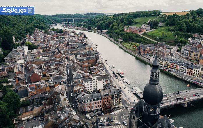 شهرهای معروف بلژیک