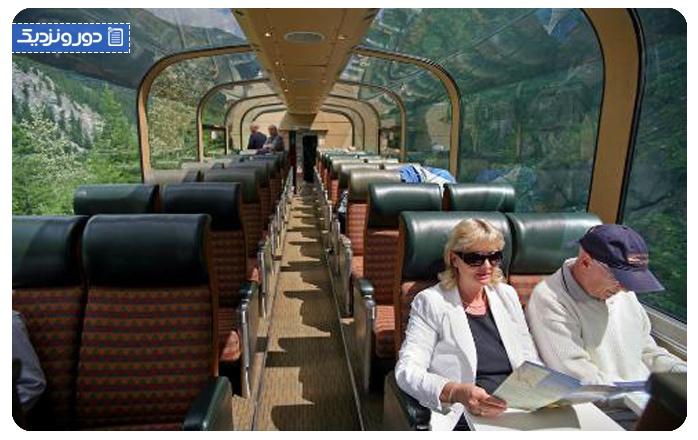 قطار کانادایی-کانادا