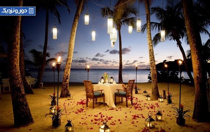 به یاد ماندنی و رمانتیک ترین ماه عسل در هند