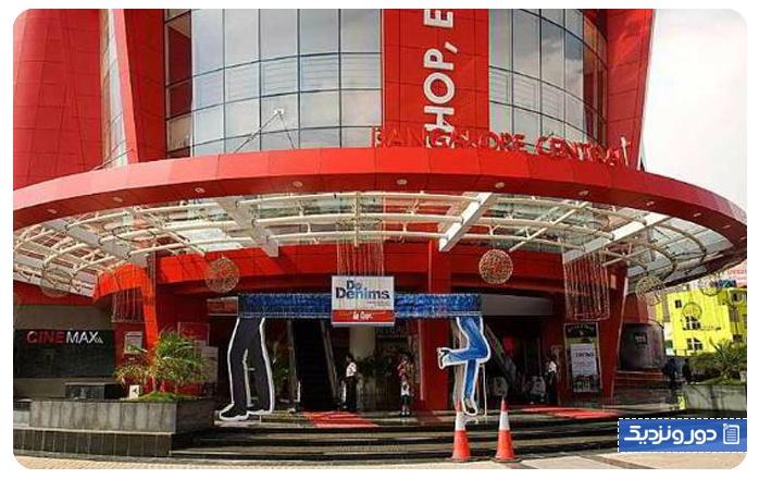 مراکز خرید بنگلور