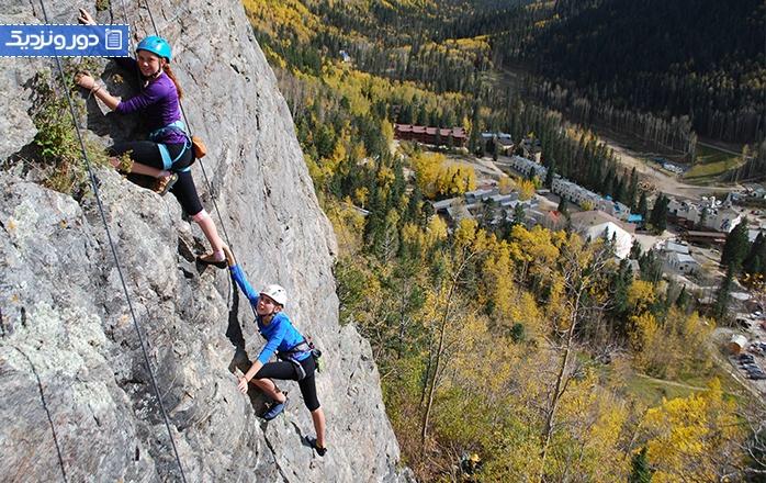 نکاتی که کوهنوردان باید بدانند