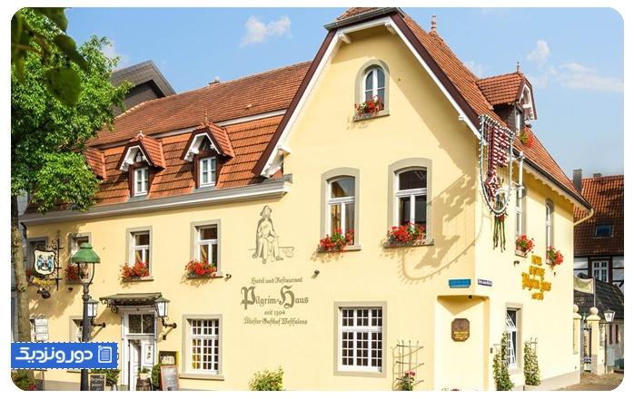 هتل پلیگریمهاوس Pilgrimhaus