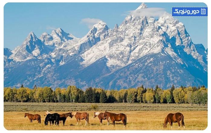 وایومینگ (Wyoming)
