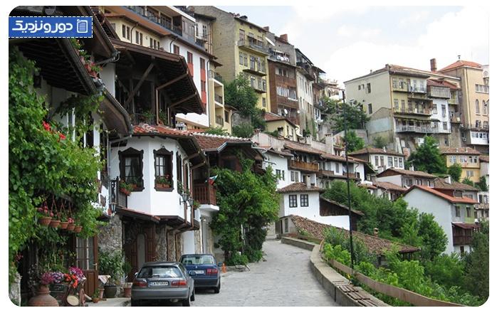 ولیکو ترنوو Veliko Tarnovo