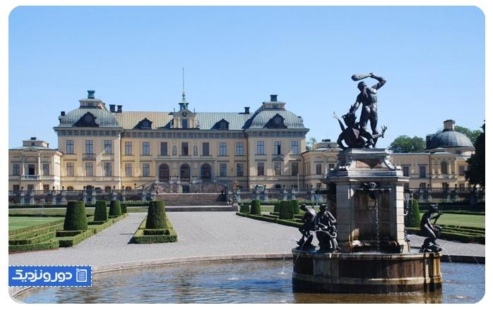 کاخ دروتینگهلم Drottningholm Palace