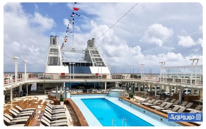 کشتی سیلور میوز cruise silver muse