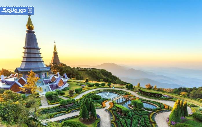 راهنمای سفر به چیانگ مای Chiang Mai در تایلند