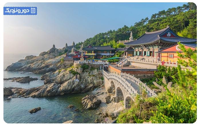 معبد Haedong Yonggungsa