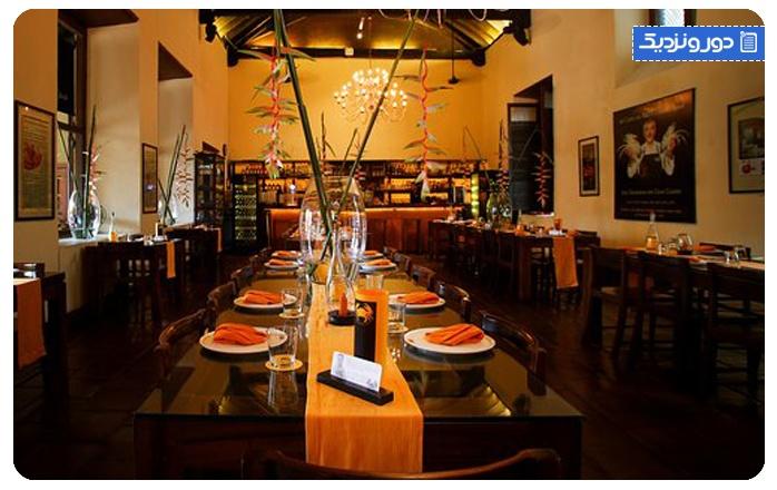 رستوران های سریلانکا در کلمبو