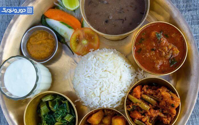 برترین غذاهای نپالی که باید امتحان کنید