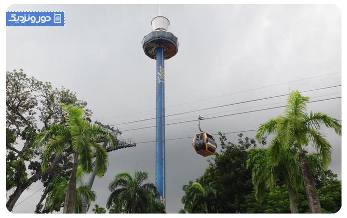 برج ببر آسمان Tiger Sky Tower