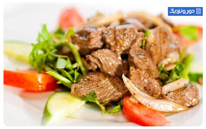 بهترین رستوران های کامبوج
