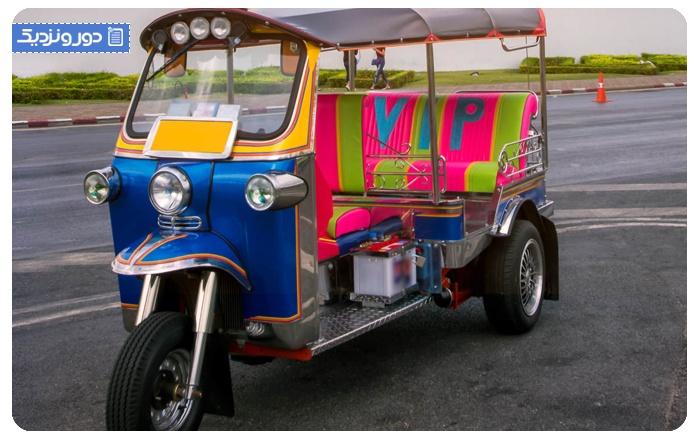 حمل و نقل عمومی در کامبوج