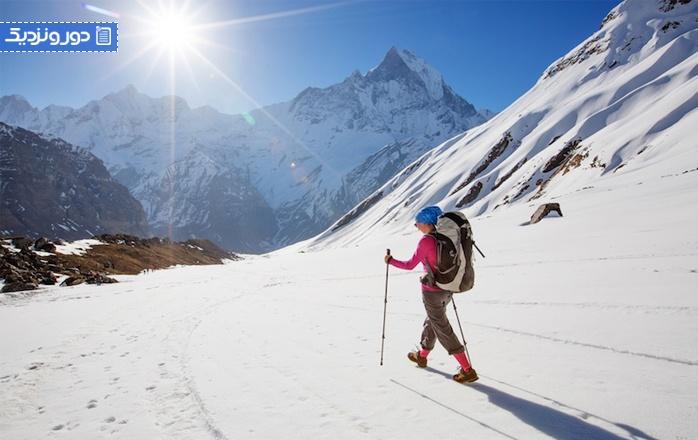 جاذبه های برتر گردشگری در نپال