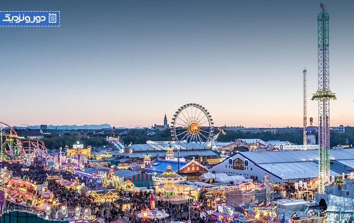 فستیوال برتر در آلمان