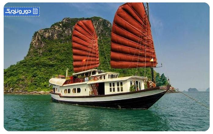 جاذبه های توریستی ویتنام