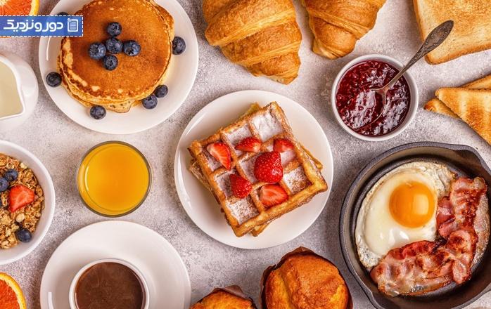 معروف ترین صبحانه های جهان