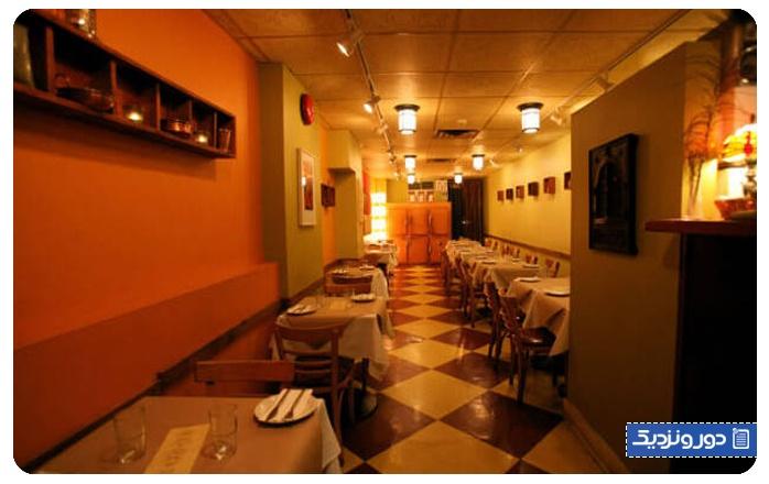 رستوران های هندی در کانادا