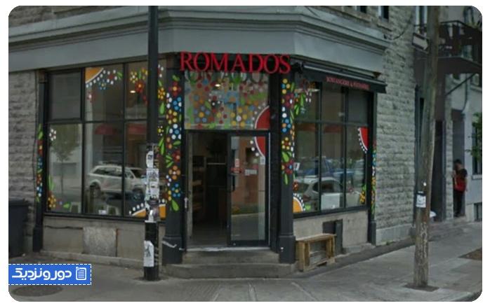 رستوران های مونترال
