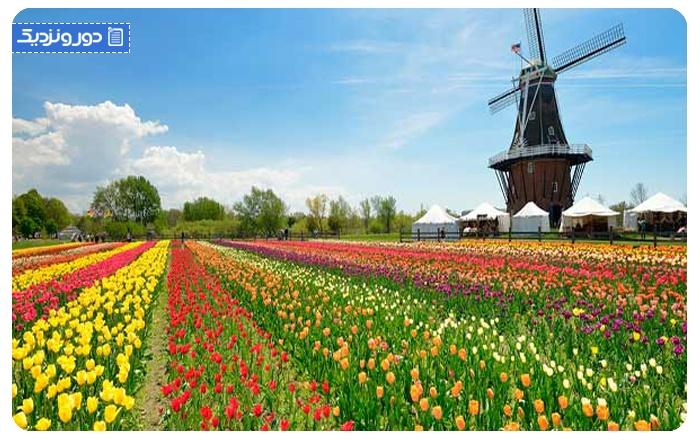 جشنواره های بهاری