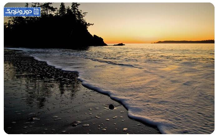 بهترین سواحل کانادا