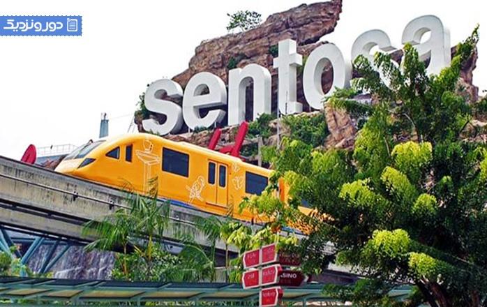 بهترین کارهایی که باید در جزیره سنتوزا در سنگاپور انجام دهید