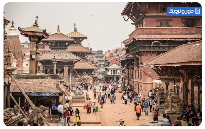 جاذبه های گردشگری نپال