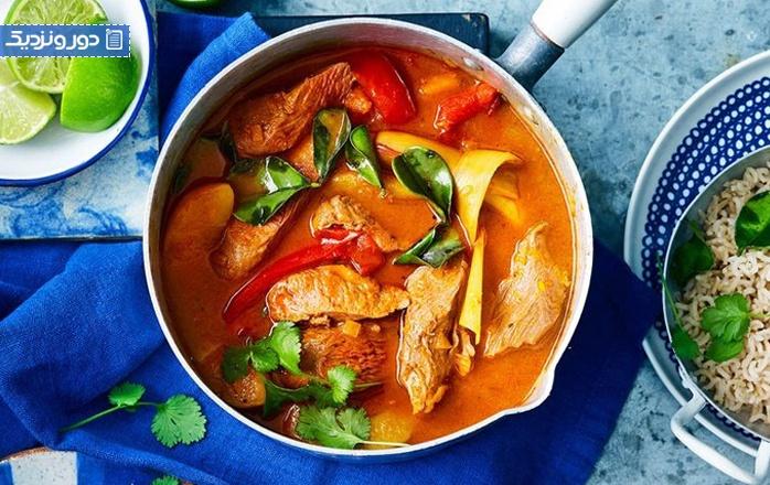 چند تا از بهترین غذاهای کامبوج